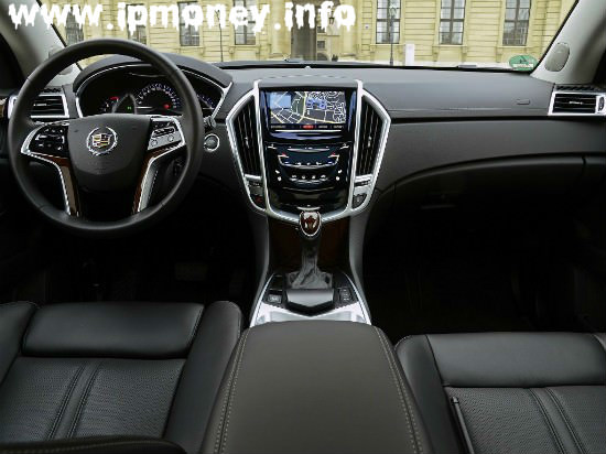 ТестДрайв нового Cadillac SRX 2013